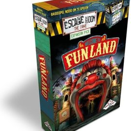Identity Games Escape Room The Game expansion Welcome to Funland