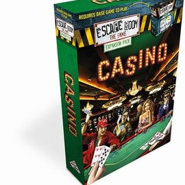 Identity Games Identity Games Escape Room: The Game Expansion - Casino
