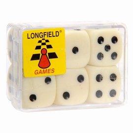 Longfield Dobbelstenen Longfield standaard. 6 stuks