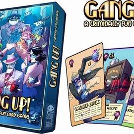 Spellen diverse Gang Up! - Crimnally Fun - kaartspel
