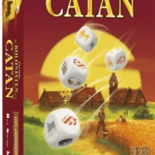 999 Games 999 Games Catan Het Dobbelspel