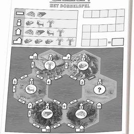 999 Games 999 Games Catan Dobbelspel: 3x scoreblok