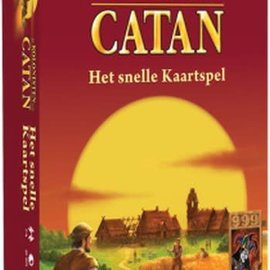 999 Games 999 Games Catan Het snelle Kaartspel