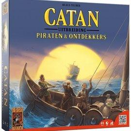 999 Games 999 Games Catan Piraten & Ontdekkers (uitbreiding)