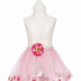 Souza Liz rok met bloem. l.roze (4 jaar). rok lengte 28 cm
