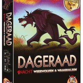 WhiteGoblinGames WGG 1 nacht Weerwolven & Waaghalzen - Dageraad