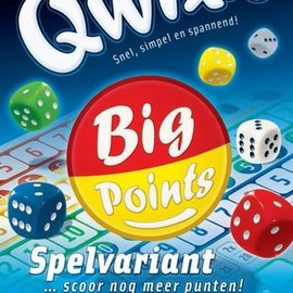 WhiteGoblinGames WGG Qwixx: Big Points