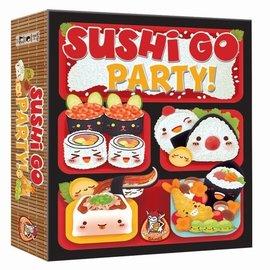 WhiteGoblinGames Sushi Go party