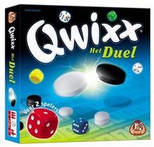 WGG Qwixx: Het Duel