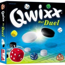 WhiteGoblinGames WGG Qwixx: Het Duel