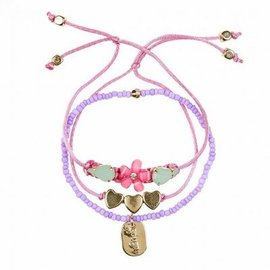 Souza Armband Bibiane roze