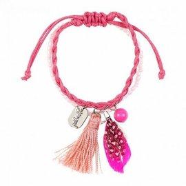 Souza Armband Chaira roze