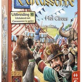 999 Games 999 Games Carcassonne Het circus (uitbreiding)