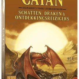 999 Games 999 Games Catan: Schatten. draken + ontdekkingsreizigers