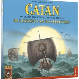 999 Games 999 Games Catan: Legende van de Zeerovers