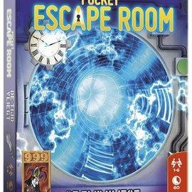 999 Games 999 Games pocket Escape Room: De Tijd Vliegt