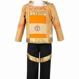 Souza Taregan Indianen jongen. (5-7 jaar/ 110-116 cm)