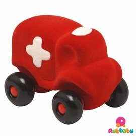Rubbabu Rubbabu Hopkins The Little Ambulance (rood)