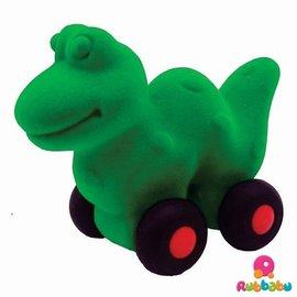 Rubbabu Rubbabu Aniwheel Dinosaurus Groen