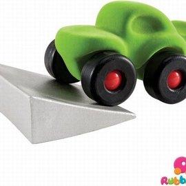 Rubbabu Monster auto (met springschans)