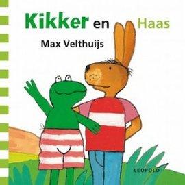 Kikker en Haas kartonboek
