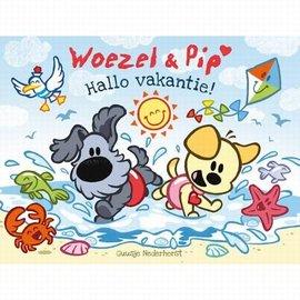 Woezel & Pip Woezel & Pip - Hallo vakantie!