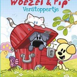 Boek Woezel & Pip - Verstoppertje (geluidenboek)