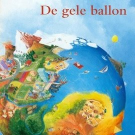 Boek De gele ballon (kartonboek)
