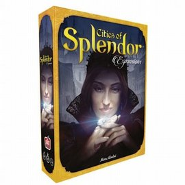 Asmodee City of Splendor (uitbreiding NL)