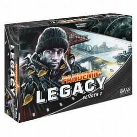 Z-Man Games Z-Man Games Pandemic Legacy Seizoen 2 Black NL