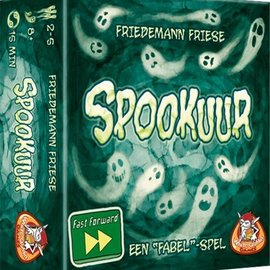 WhiteGoblinGames WGG Fast Forward: Spookuur