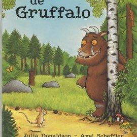 Boek De Gruffalo (kartonboekje)