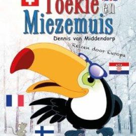 Toekie en Miezemuis reizen door Europa