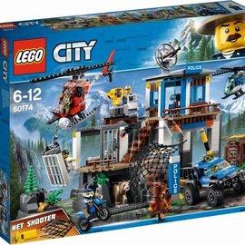 Lego Lego 60174 Politiekantoor op de berg