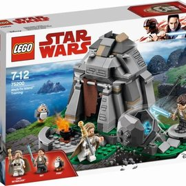 Lego Lego 75200 Ahch-To Island training