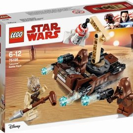Lego Lego 75198 Tatooine Battle Pack