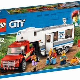Lego Lego 60182 Pick-up truck en caravan