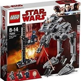 Lego Lego 75201 First Order AT-ST