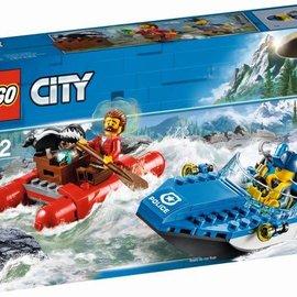 Lego Lego 60176 Wilde rivierontsnapping