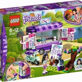 Lego Lego 41332 Emma's kunstkraam