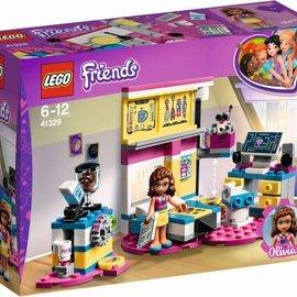 Lego Lego 41329 Olivia's luxe slaapkamer