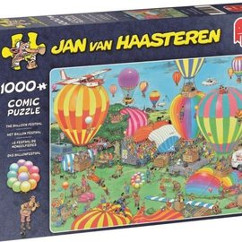 Jumbo Jan van Haasteren puzzel - Het ballon festival (1000 stukjes)