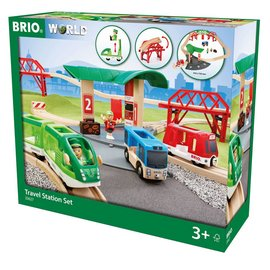 Brio Brio 33627 Reisstation set