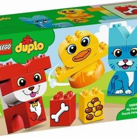 Lego Lego Duplo 10858 Mijn eerste puzzeldieren