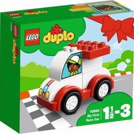 Lego Lego Duplo 10860 Mijn eerste racewagen