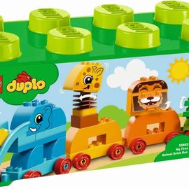 Lego Lego Duplo 10863 Opbergdoos Mijn eerste dier