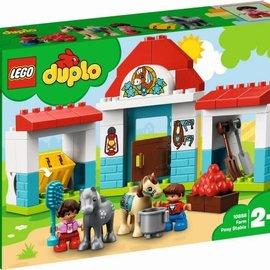 Lego Lego Duplo 10868 Ponystal