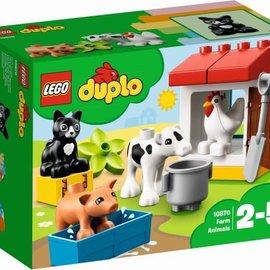 Lego Lego Duplo 10870 Boerderijdieren