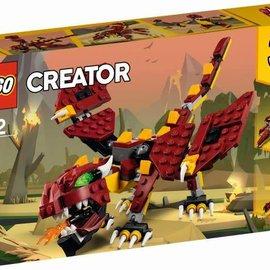 Lego Lego 31073 Mythische wezens