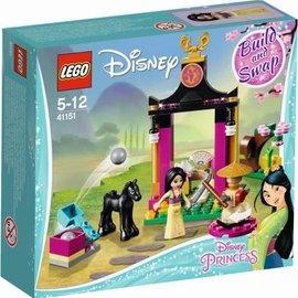 Lego Lego 41151 Mulan's trainingsdag